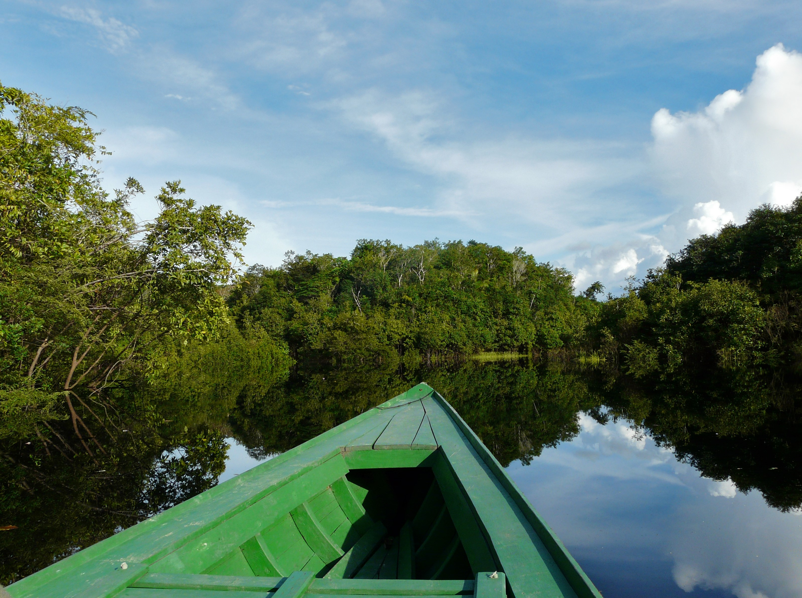 AMAZONE-BOAT